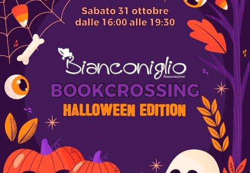 Bianconiglio Bookcrossing – Halloween Edition